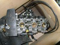 Honda-HONDA CB600 HORNET-2001