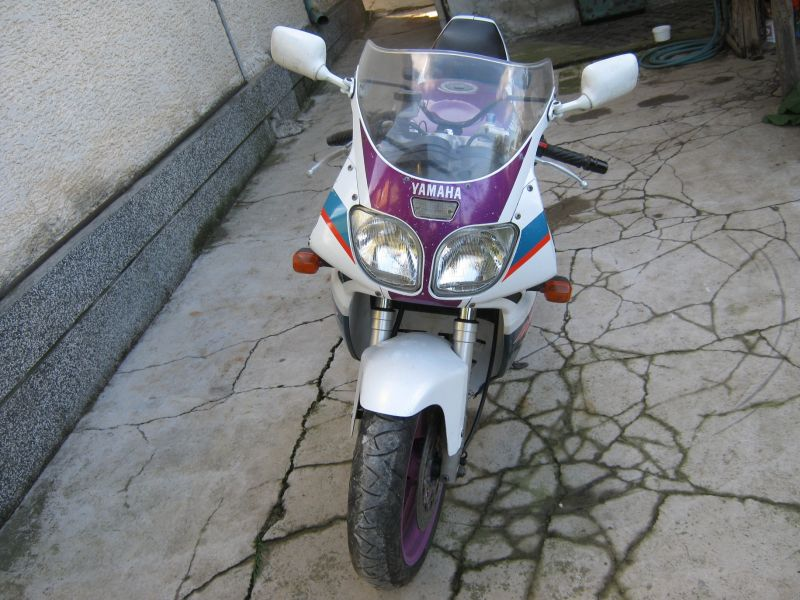 Yamaha - FZR 600 YZF Tundercat