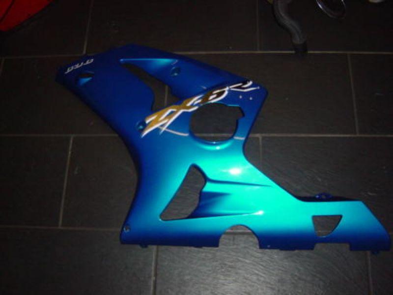 Kawasaki - zx6r