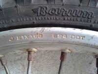 KTM-KTM EXC 21J s disk predna-2000