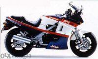 Kawasaki-gpz 600-1986