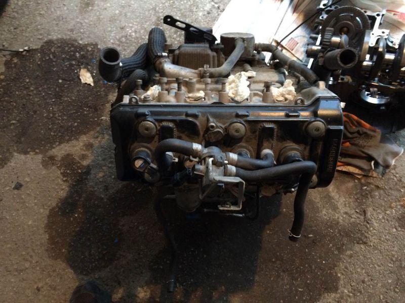 Suzuki - gsxr 750