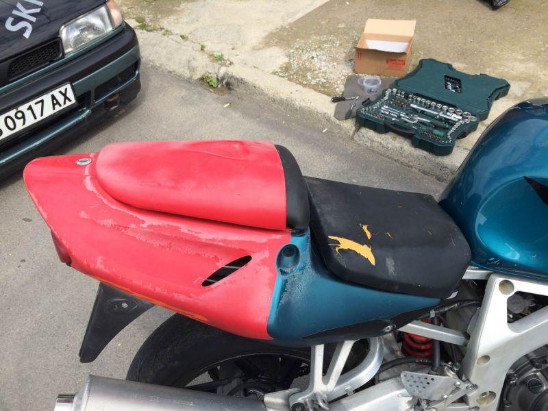 Honda - cbr 919
