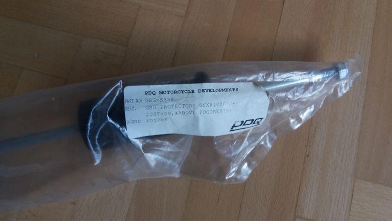 Suzuki - GSX-R 1000 K7 K8