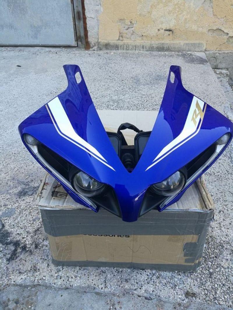 Yamaha - yamaha r1 2012-2014