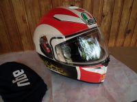 AGV K3-SV Marco Simoncelli с тъмни очила шлем каска 201