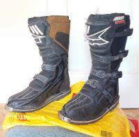 AXO Drone Motocross Boots 2002