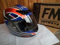 FM Италия почти нов шлем каска 2015