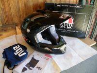 AGV MTX Junior нов детски мотокрос шлем каска 2017