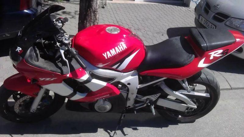 Yamaha - YZF 600 R6