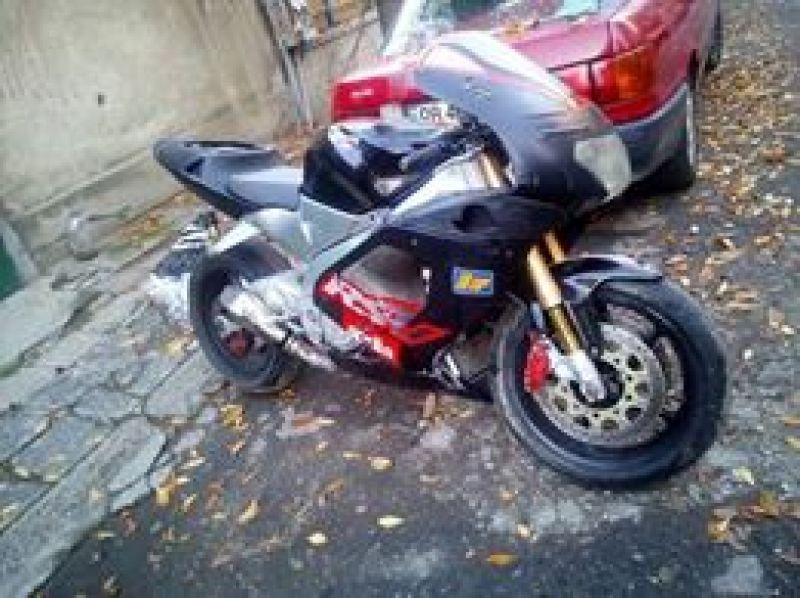Aprilia - RSV Mille 1000 на части