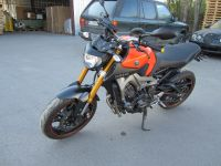Yamaha mt-09 ABS 2014