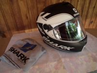 Shark Speed-R Avenger с тъмни очила мото шлем каска