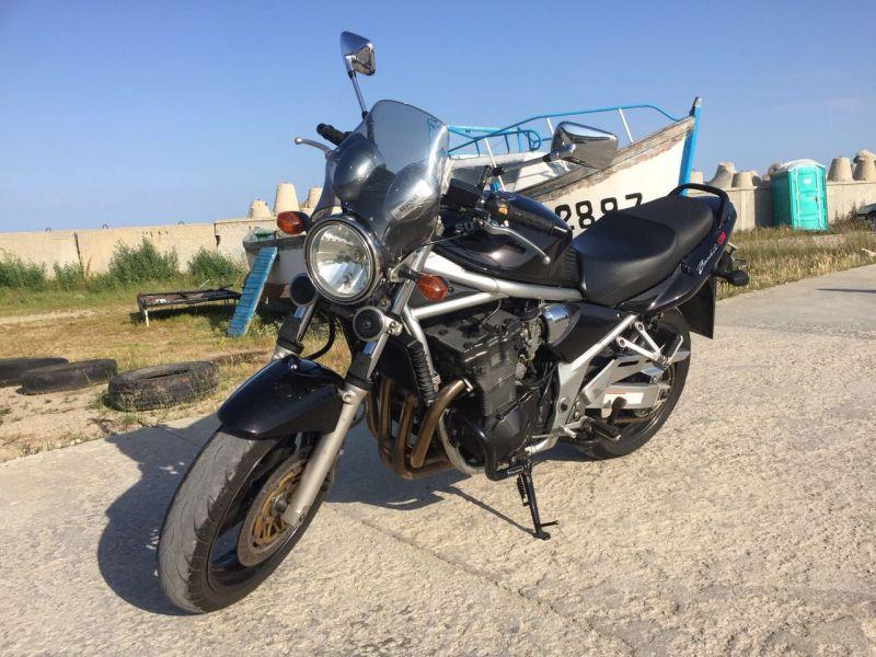 Suzuki - Bandit 1200 N