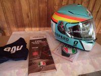 AGV K3-SV Joan Mir с тъмни очила нов мото шлем каска