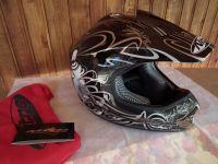 Nitro Rage MX419 мотокрос шлем каска