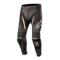 Кожен панталон SP-X AIRFLOW ALPINESTARS BLACK/WHITE