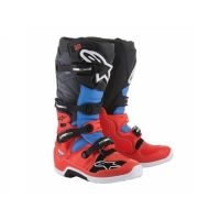 Ботуши ALPINESTARS TECH 7 BLACK/BLUE/RED