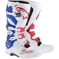 Ботуши ALPINESTARS TECH 7 BLUE/RED/WHITE