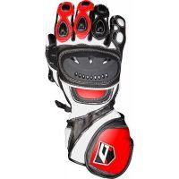 Кожени ръкавици AKITO SPORT MAX RED
