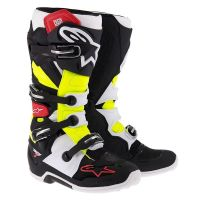 Ботуши ALPINESTARS TECH 7 BLACK/YELLOW