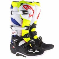Ботуши ALPINESTARS TECH 7 BLACK/BLUE/YELLOW