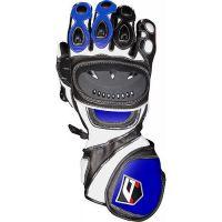 Кожени ръкавици AKITO SPORT МAX BLUE