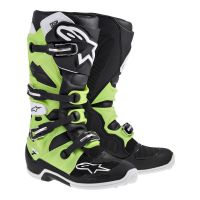Ботуши ALPINESTARS TECH 7 BLACK/GREEN