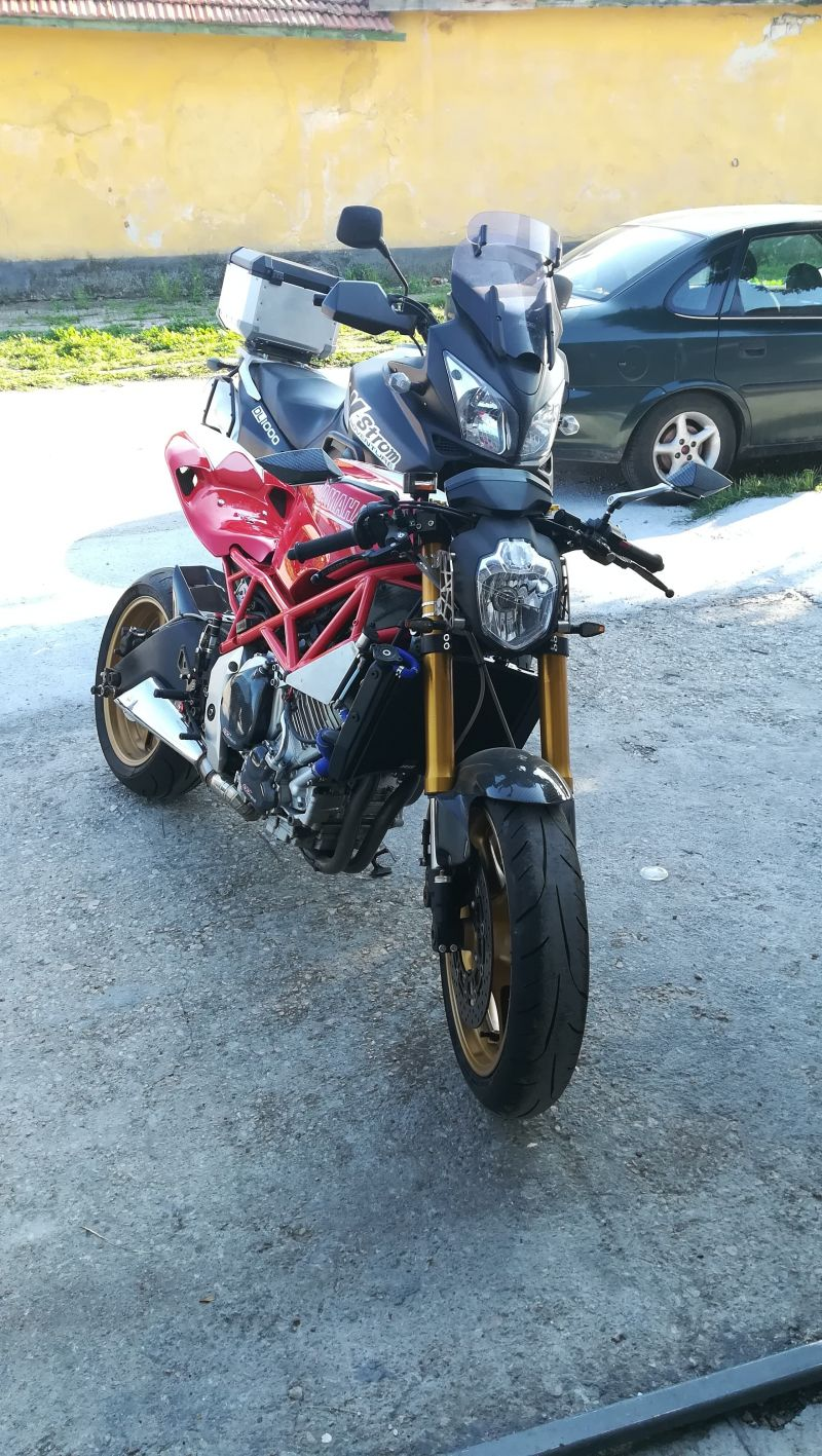 Yamaha - TRX 850