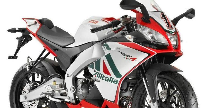 Aprilia - RS4 125R Max Biaggi Allitalia
