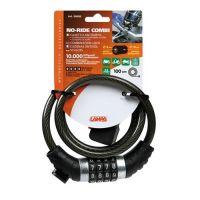 Заключващ кабел за каска 90608