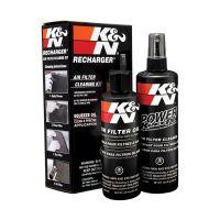 Комплект за почистване на въздушни филтри K&N