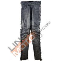 Панталон ROCK LEATHER P19190