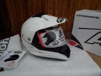 Airoh S5 нов с тъмни очила 3-в-1 мото шлем каска