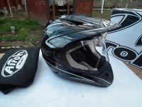 Airoh S4 мото шлем каска