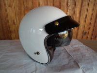 Lazer Mambo с тъмни очила шлем каска за мотор скутер