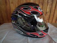 Shoei Raid 2 с много ефектен дизайн мото шлем каска