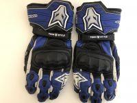 Ръкавици WOLF,,всички протектори XXL