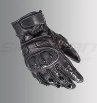 Къси кожени мото ръкавици GEAR-X,разм.XXL