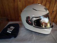 AGV K3-SV с тъмни очила мото шлем каска XS