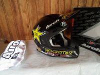 Airoh Terminator Rockstar мотокрос шлем каска