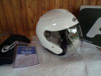 HJC IS-33 II почти нов с тъмни очила мото шлем каска