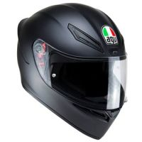 Каска  AGV K1 SOLID BLACK MATT,разм.L