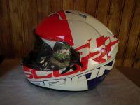 Scorpion EXO-1200 Quarterback с очила и помпа мото шлем