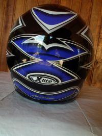 X-Lite X-601 Fireball (Nolan) мото шлем каска