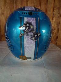 Scorpion Exo-400 Ann мото шлем каска