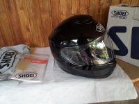 Shoei Qwest мото шлем каска черен