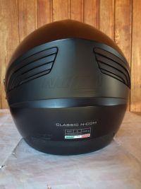Nolan N43 с тъмни очила мото шлем каска