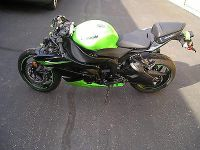 Kawasaki ZX 6 R 2010