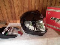 Nolan N87 с тъмни очила мото шлем каска